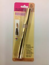 Milani HD Advanced Concealer Eye and Face MEDIUM BEIGE #03 NEW.
