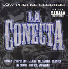 Royal T Lil One Mr Sancho La Conecta CD New Sealed