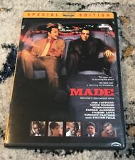 Made (DVD) Vince Vaughn Jon Favreau Joe Goossen Free First Class Shipping