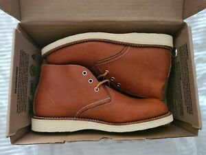 Red Wing Chukka boot brand new boxed UK9