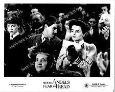 HELENA BONHAM CARTER, RUPERT GRAVES Original Movie Photo WHERE ANGELS FEAR TO...