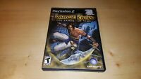 Prince of Persia: The Sands of Time (Sony PlayStation 2, 2003) - PS2 Tested !!