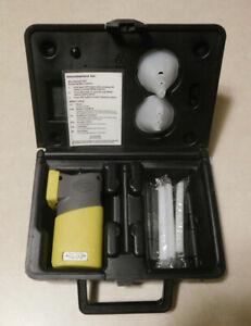 Intoximeters ALCO-SENSOR FST Breathalyzer w/ cup, straws