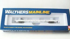 Walthers Ho Mainline Limited Edition 60' PS Flatcar #910-5301 AT&SF NIB