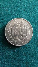 Moneta Vittorio Emanuele III, 2 lire 1939 anno XVIII, antimagnetica.