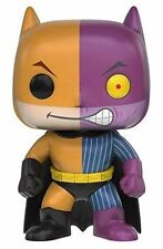 Funko Pop Heroes Villains as Batman Two-face Action Figure