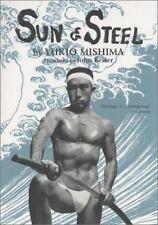 Sun and Steel by Yukio Mishima (2003, Paperback)