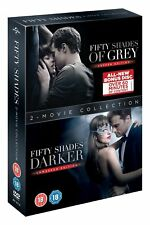 Fifty Shades 2 Movie Collection [DVD]