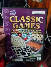 Classic Games  (SEALED) -  PC GAME - FREE POST