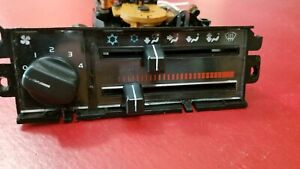 VOLVO 740 A/C HEATER CLIMATE CONTROL SWITCH 1985 - 1990