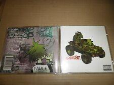 Gorillaz : Gorillaz CD (2001)