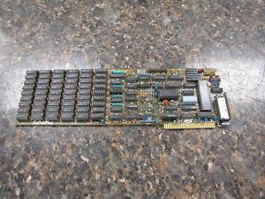 Vintage AST Research SIXPAK PLUS DJK68Y SPK1177 8bit ISA Multi Controller card