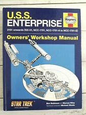 USS Enterprise Haynes Owners Workshop Manual
