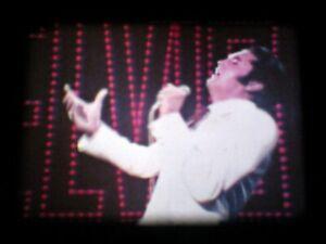 Super 8mm Sound Film ELVIS PRESLEY 1968 COMEBACK SPECIAL - 3 Reel NBC TV MOVIE