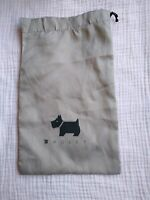 Radley purse dust bag in vgc