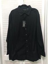 Men's Black Shirt Size XXXL
