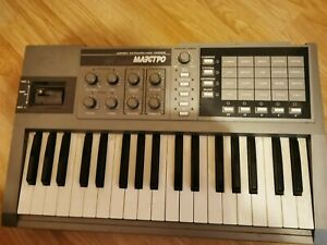 digital electric musical synthesizer Maestro