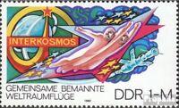 DDR 2502 (kompl.Ausgabe) postfrisch 1980 Weltraumflüge