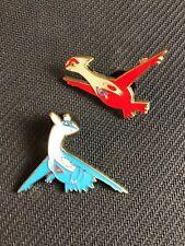 Pokemon Dragon Majesty Latios/Latias PIN Combo NEW