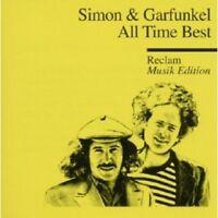SIMON & GARFUNKEL - ALL TIME BEST-GREATEST HITS-RECLAM MUSIK EDITION  CD NEU