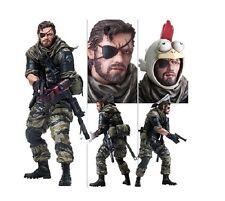 Menshdge Technical Statue Metal Gear Solid V Venom Snake w/ Bonus Hat No.16