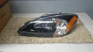 Driver Left Headlight With Centennial Package Fits 03 TAURUS 214177