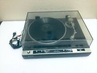 Sony stereo Turntable System Model no. PS - X50  Made in Japan