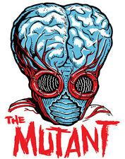 Metaluna Mutant • Iron-On Transfer • Retro Mani-Yack Design!