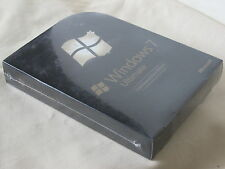 "RARE Sealed Windows 7 Ultimate Commemorative Edition 32/64bit ""not for resale"""