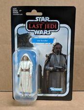 Star Wars Vintage Collection Luke Skywalker The Last Jedi VC131 - New / MOC