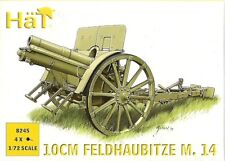HAT 1/72 (20mm) WWI German 10cm M.14 Feldhaubitze