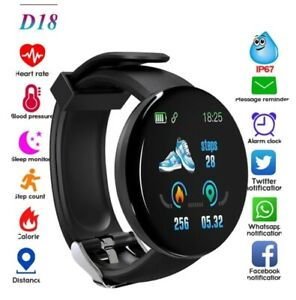 Smartwatch android iOS Ip68 Fitness sportwatch