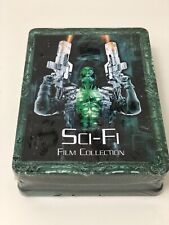 Sci-Fi Film Collection (4 Dvd Collection 2008) Collectors Tin