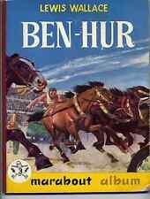 Ben-Hur Ref L.Wallace Marabout Album  TBE