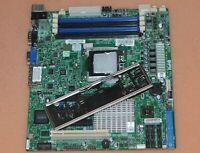 SUPER H8SCM-F Sever Motherboard AMD SR5650 SP5100 Socket C32 DDR3 VGA COM