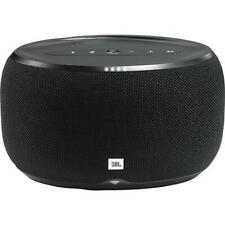 JBL LINK 300 Wireless Speaker with Hands Free Google Voice Assistant Black