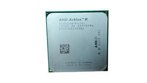 AMD Athlon II X4 620 2.6GHz Socket AM2 AM3 2000MHz Desktop CPU ADX620WFK42GI