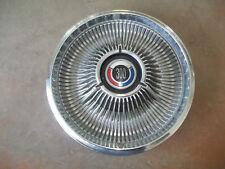 """1967 67 1968 68 Chrysler 300 Hubcap Rim Wheel Cover Hub Cap 14"""" OEM USED 306"""