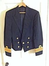 Royal Navy Surgeon Commanders Mess Dress Tunic Jacket current pattern