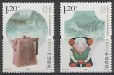 China postfris 2011 MNH 4325-4326 - China 2011 Wuxi