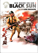 Men behind the Sun 4 , unrated , new and sealed , the Nanking Massacre