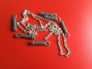 Dinky 905 Foden Chain Posts & Chain Set