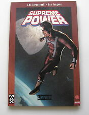 SUPREME POWER - 6 - HYPERION -MAX COMICS- MARVEL FRANCE