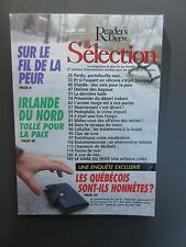 Selection Reader's Digest Magazine Mensuel Mars 1997 Francais  Neuf