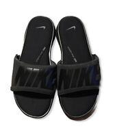 NWT NIKE ULTRA COMFORT 3 SLIDE Men's Sandal SZ 12 Black AR4494 002 Men's Slides