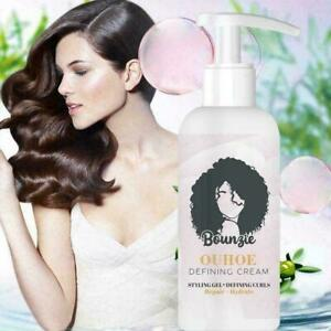 Bounzie Curl Boost Defining Cream Hair Repairing Bounce SALE HOT W1D3 HOT