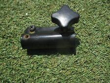 strimmer shaft clamp