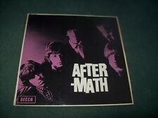 The Rolling Stones - Aftermath LP mono UK issue from 1966 on Decca LK 4786