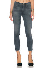NEW CITIZENS OF HUMANITY ROCKET HIGH RISE SKINNY CROP JEANS IN CINDER SIZE 28