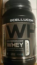 4 lbs CELLUCOR COR PERFORMANCE WHEY PROTEIN in Two-2 Pound Kegs Vanilla 11/2016